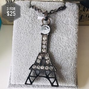 Jewelry - 🌼3 for $25🌼 Silver Paris necklace
